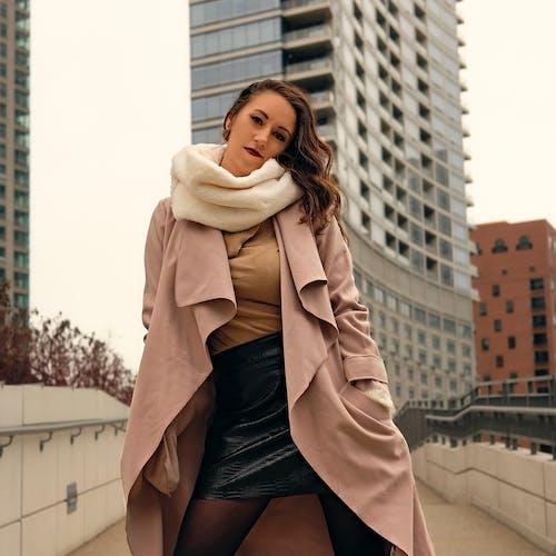 シカゴ, ファッション, 光, 女性の無料の写真素材