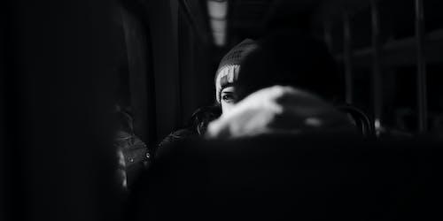 クリエイティブ, フォーカス, 旅する, 白黒の無料の写真素材