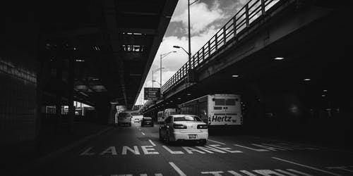 Immagine gratuita di aeroporto, auto, chicago, linee