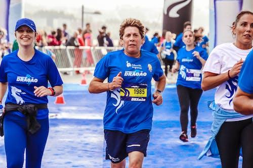 Základová fotografie zdarma na téma cvičení, fitness, lidé, maraton