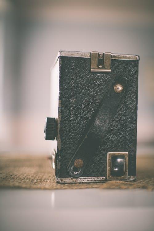Antik, bağbozumu, bulanıklık, deri içeren Ücretsiz stok fotoğraf