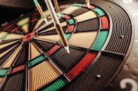 sport, game, dartboard
