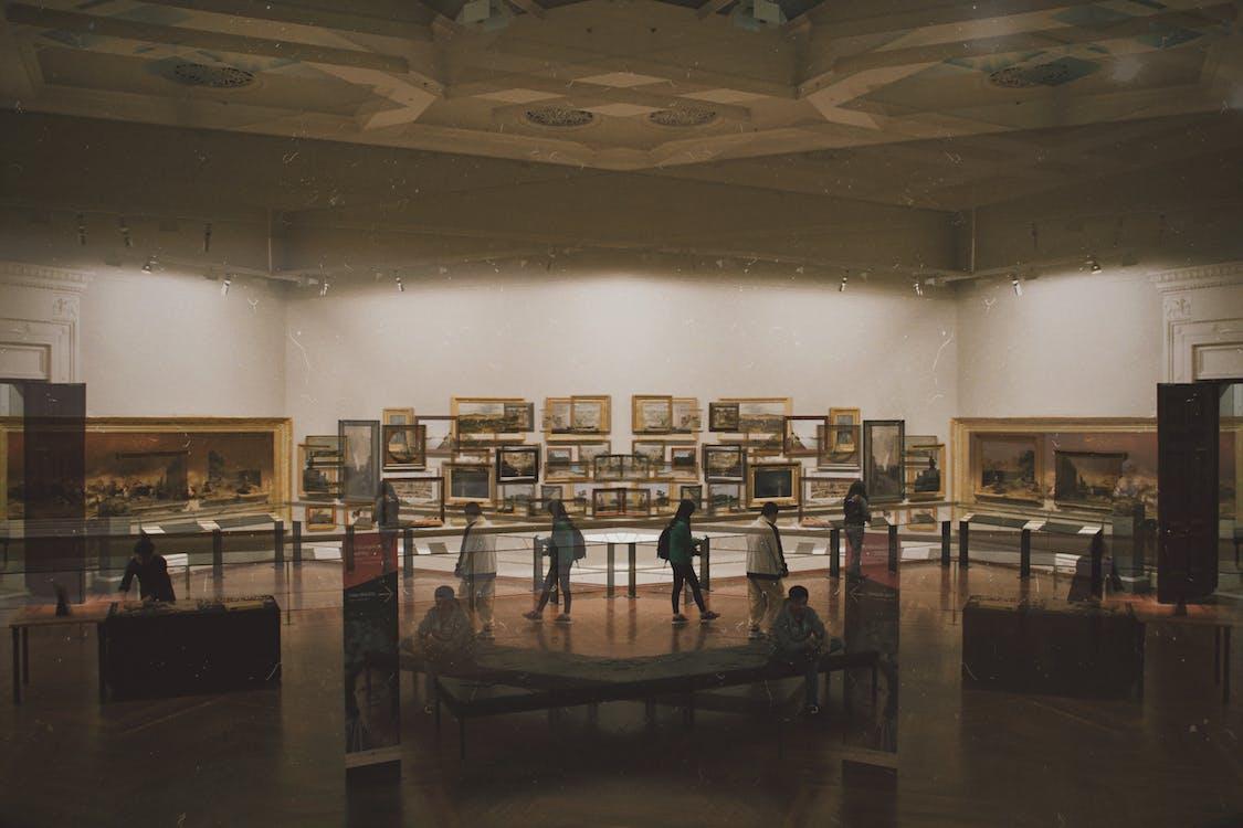 архітектура, Будівля, виставка