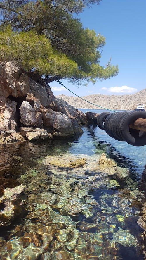 Ảnh lưu trữ miễn phí về Hy Lạp, nước sạch, nước trong xanh, đại dương