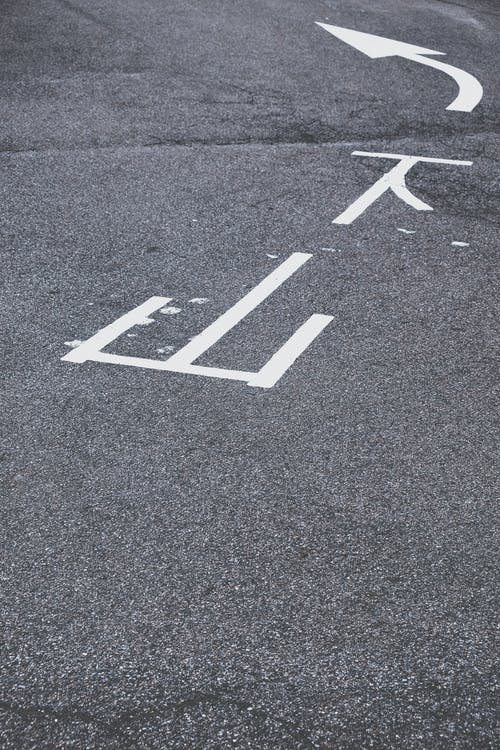 Photo of Road Marking