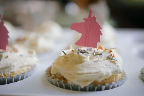 Free stock photo of birthday, birthday cake, cupcake