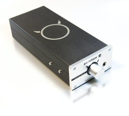 Imagine de stoc gratuită din amplificator, amplificator pentru căști, birou, căști