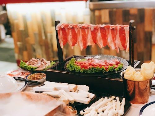 Foto stok gratis daging sapi, gantungan, makanan Asia