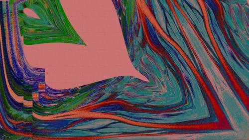 Darmowe zdjęcie z galerii z abstrakcyjny, ilustracja, tapeta 4k