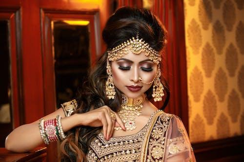 Photos gratuites de beau, beauté, bijoux, femelle