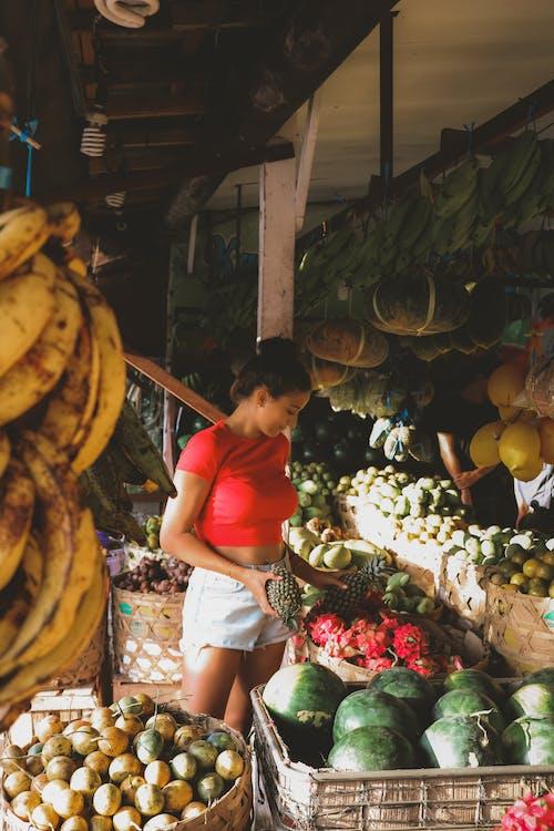 Fotobanka sbezplatnými fotkami na tému Bali, čerstvé ovocie, Indonézia, ovocie