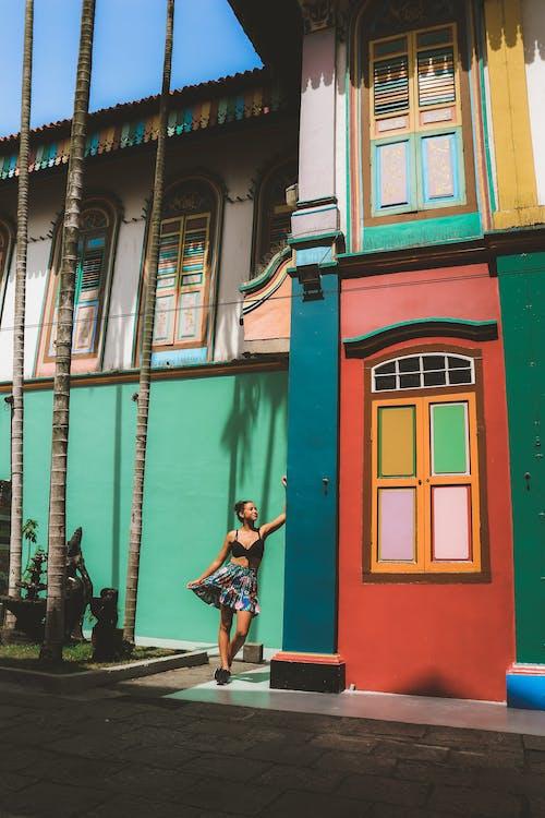 Fotobanka sbezplatnými fotkami na tému architektúra, cestovať, chodník, denné svetlo