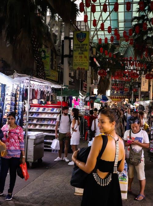 Fotobanka sbezplatnými fotkami na tému Kuala Lumpur, lokálny, Malajzia, pouličný trh