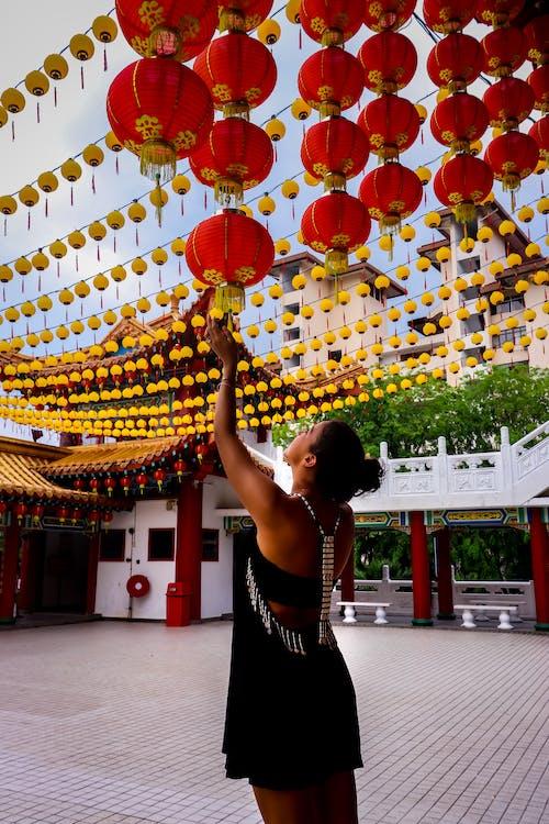 Fotobanka sbezplatnými fotkami na tému chrám, človek, Kuala Lumpur, Malajzia