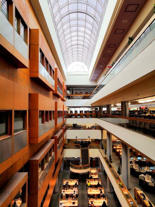 Foto d'estoc gratuïta de arquitectura, centre de la ciutat, ciutat, contemporani