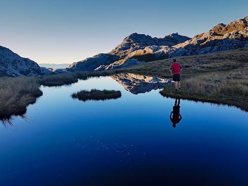Kostenloses Stock Foto zu abenteuer, berg, draußen, landschaft