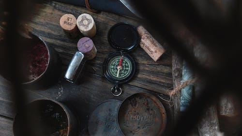 Free stock photo of adventure, compass, explore
