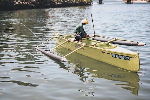 Foto d'estoc gratuïta de barca, barca de pesca, barca pesquera