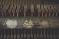 industry, vintage, keys
