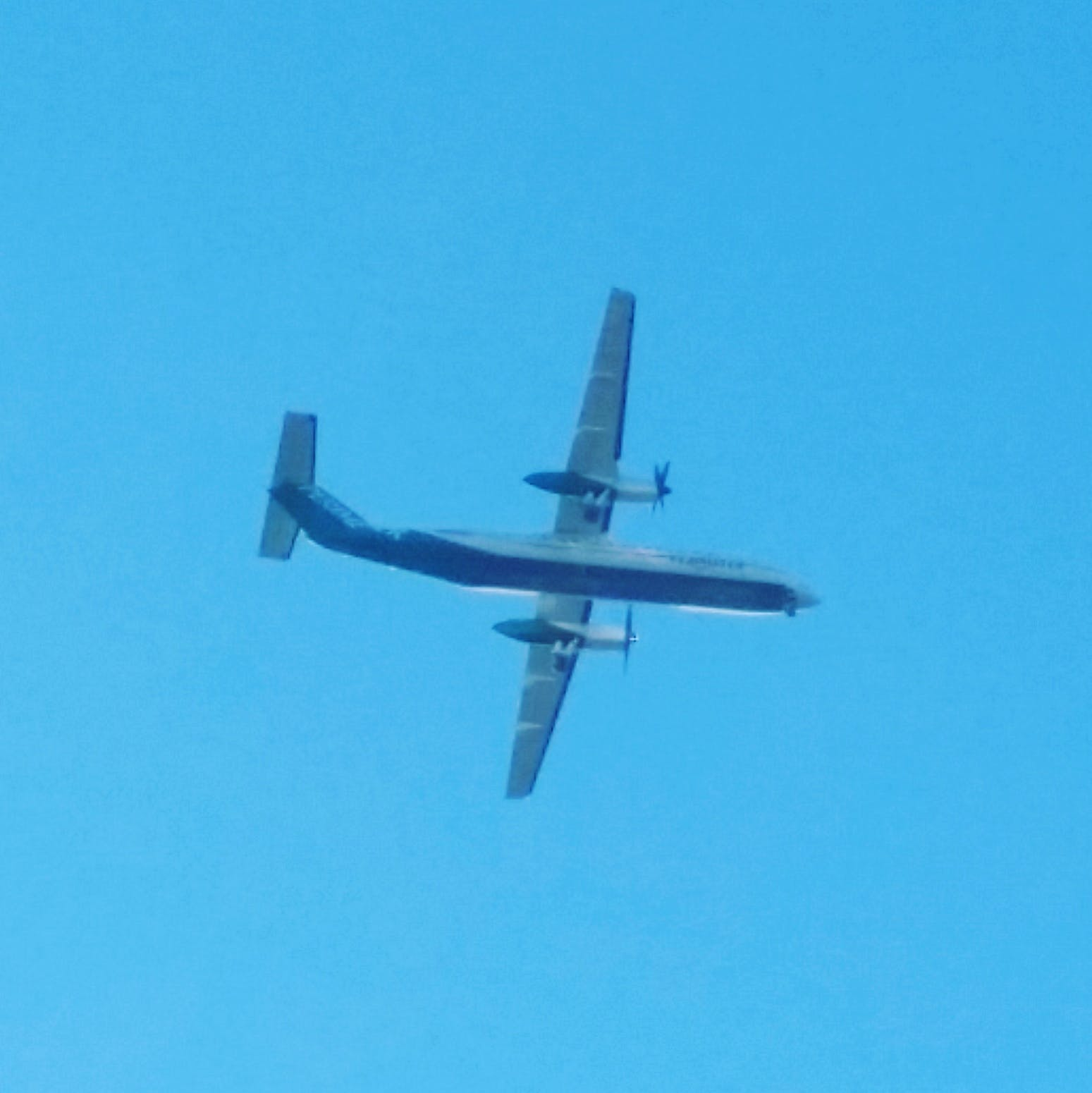 Free stock photo of aeroplane, aerospace, aircraft, blue skies