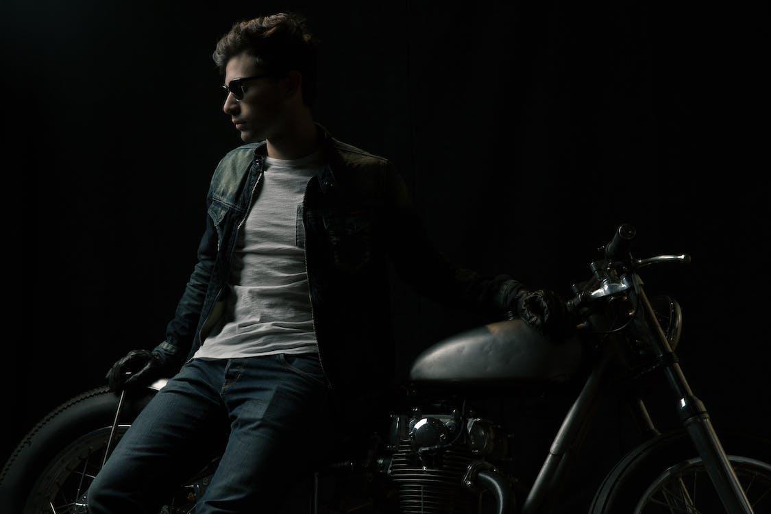 Ingyenes stockfotó motorbicikli témában