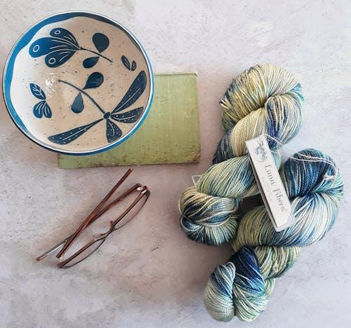 Immagine gratuita di filato, lana, lavorare a maglia, uncinetto