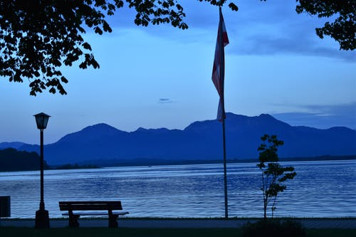 Free stock photo of Chiemsee, landscape