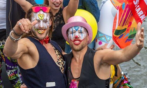 Free stock photo of Alkmaar, Canal Pride, Gay Pride