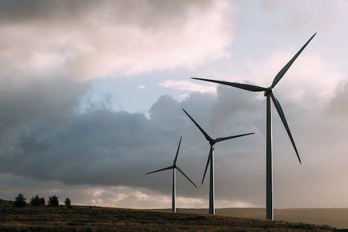 Fotobanka sbezplatnými fotkami na tému alternatívna energia, čepeľ, efektivita, ekológia