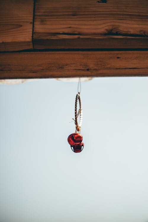 Free stock photo of alone, wind chimes