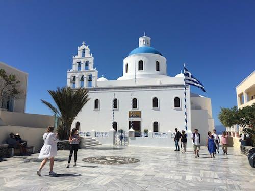 Gratis arkivbilde med kirke, ortodoks, turisme, turister