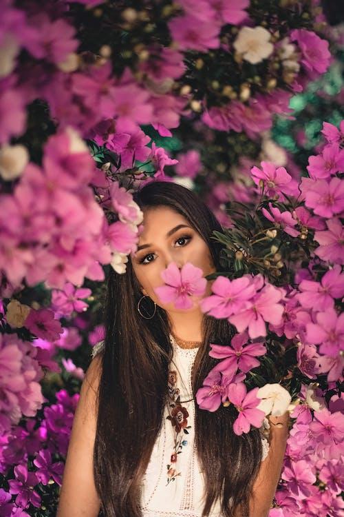 優雅, 夏天, 夏季, 女人 的 免費圖庫相片