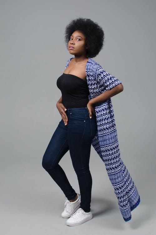 Ilmainen kuvapankkikuva tunnisteilla afrikkalainen nainen, afro hiukset, afroamerikkalaiset naiset