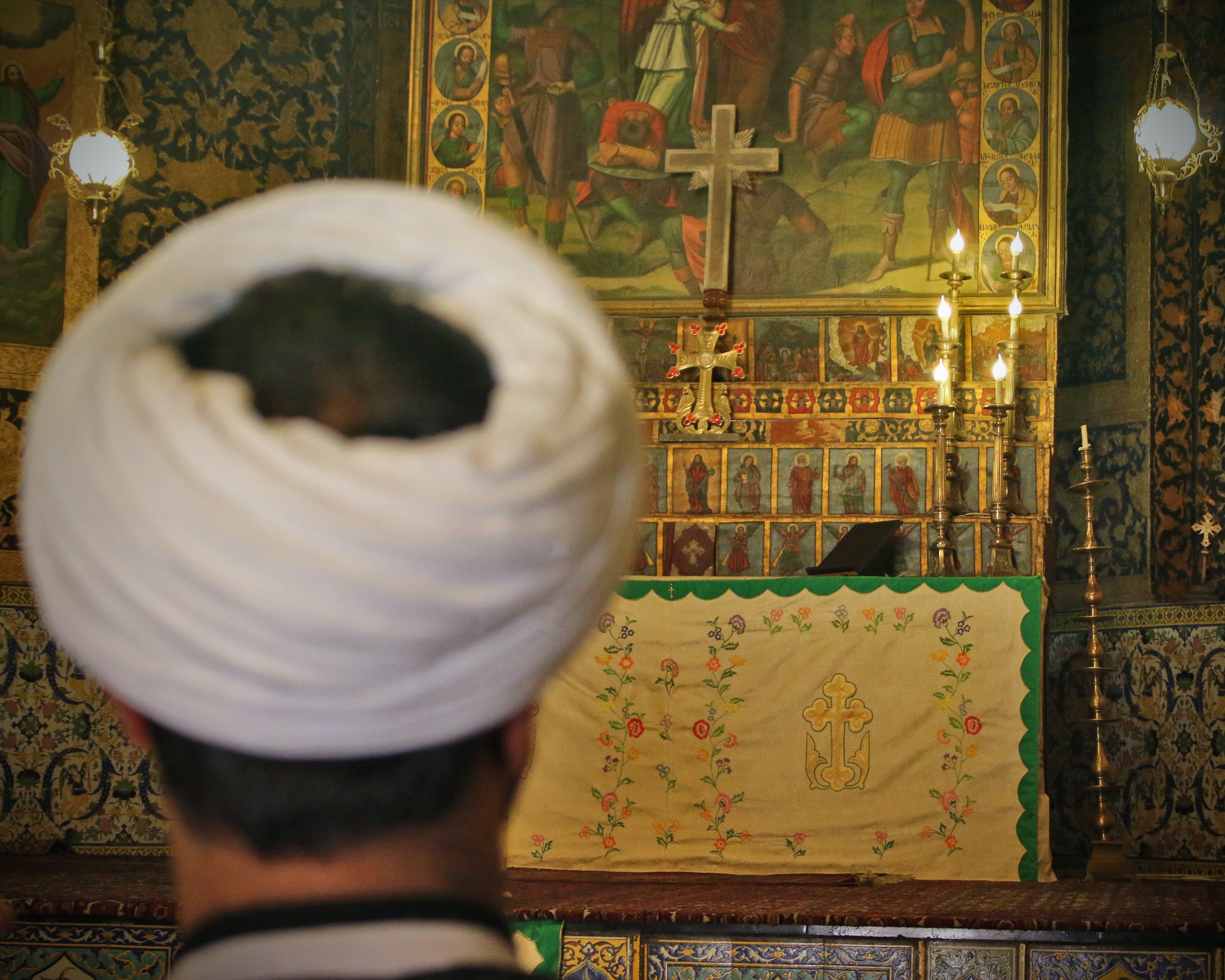 Free stock photo of church, islam, Iran, isfehan