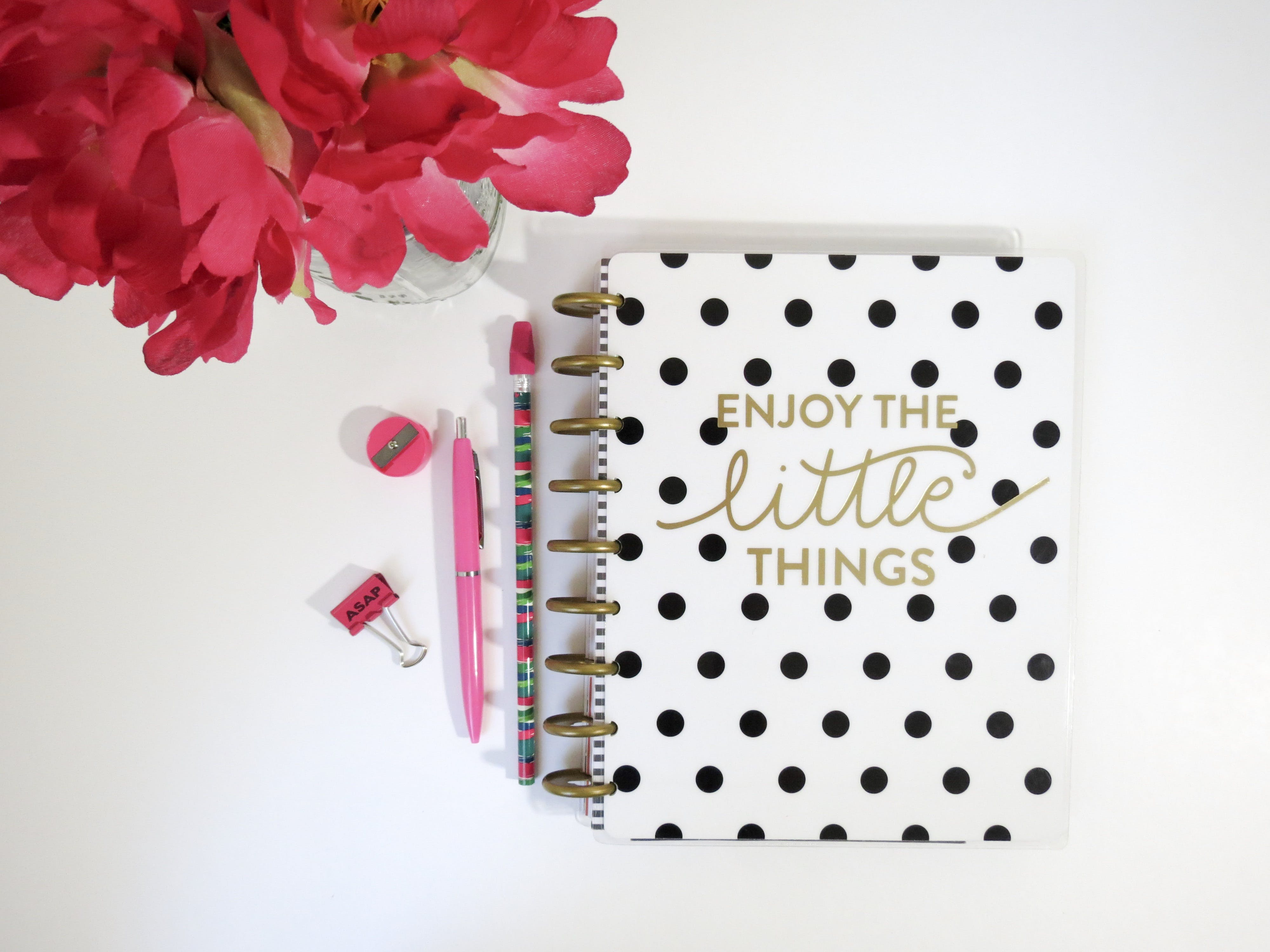Free stock photo of love, flowers, notebook, pen