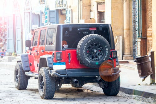 Gratis arkivbilde med bil, jeep, muskel, muskelbil