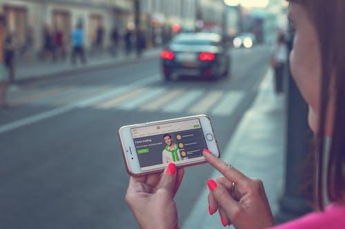 Ilmainen kuvapankkikuva tunnisteilla älypuhelin, business, digitaalinen, dollari