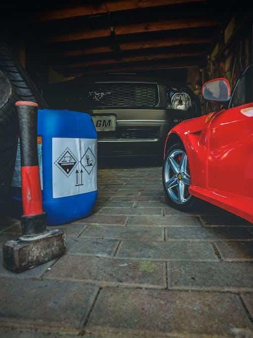 Kostnadsfri bild av bil bakgrundsbilder, bilresa, bilverkstad, Ferrari