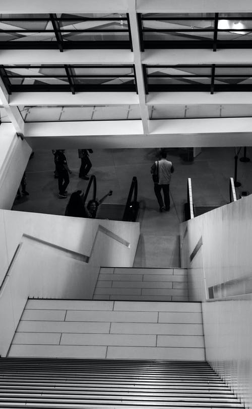 건축, 블랙 앤 화이트, 센터, 슈투트가르트의 무료 스톡 사진