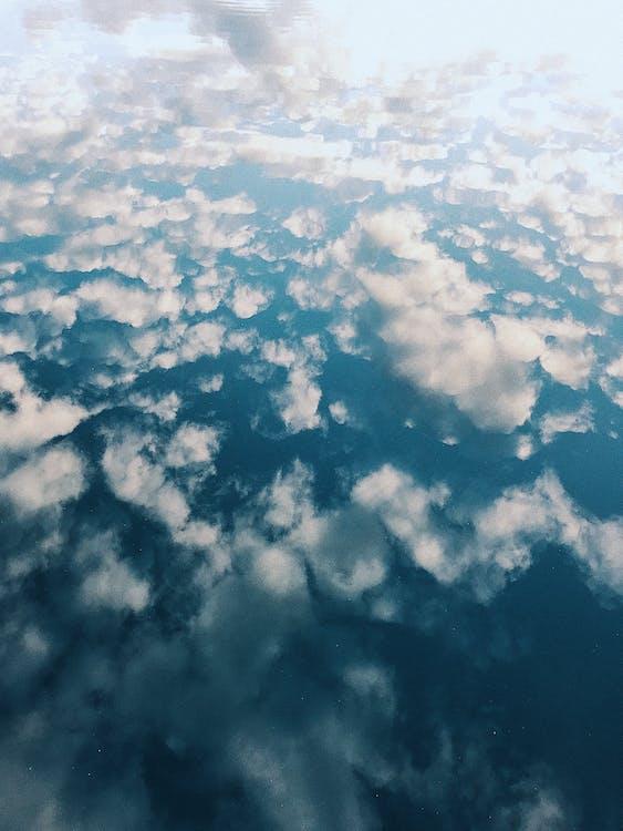 skyscape, ατμόσφαιρα, ελαφρύς