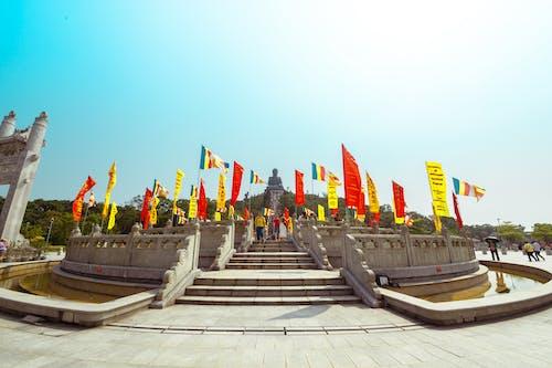 中國, 佛, 土地, 夏天 的 免費圖庫相片