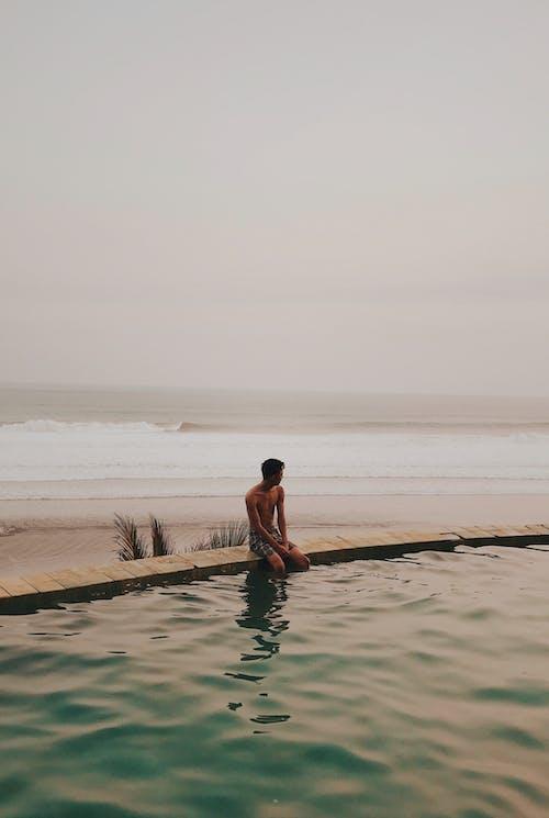 Photos gratuites de aube, bord de mer, coucher de soleil, destination de voyage