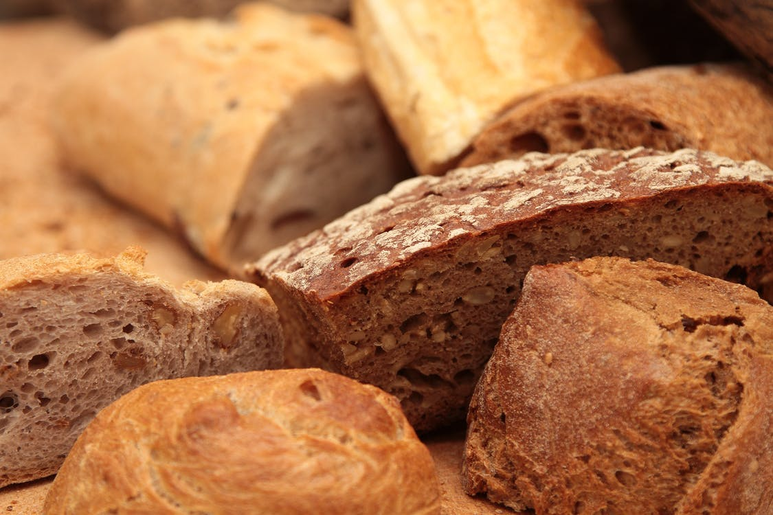 Slide Bread Lot