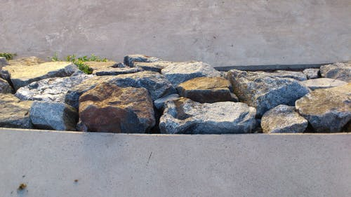 Kostnadsfri bild av betong, stenar