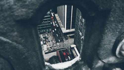 城市, 建築, 汽車, 街 的 免費圖庫相片