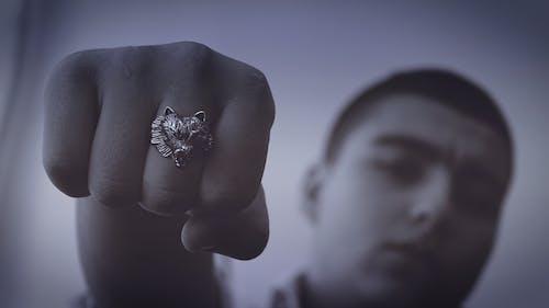 人, 宏觀, 戒指, 手 的 免費圖庫相片