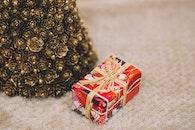 pattern, blur, gift