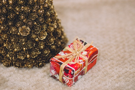 Free stock photo of pattern, blur, gift, present