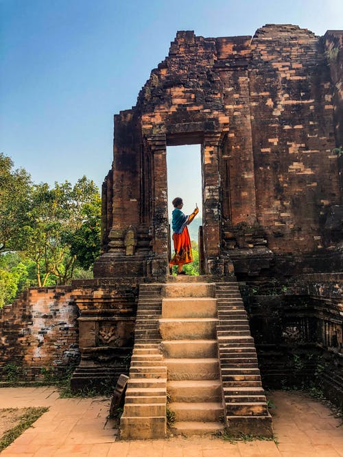 人, 古老的, 宗教, 寺廟 的 免費圖庫相片