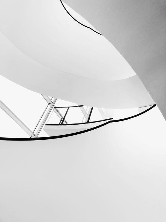 abstracto, arquitectura, Arte